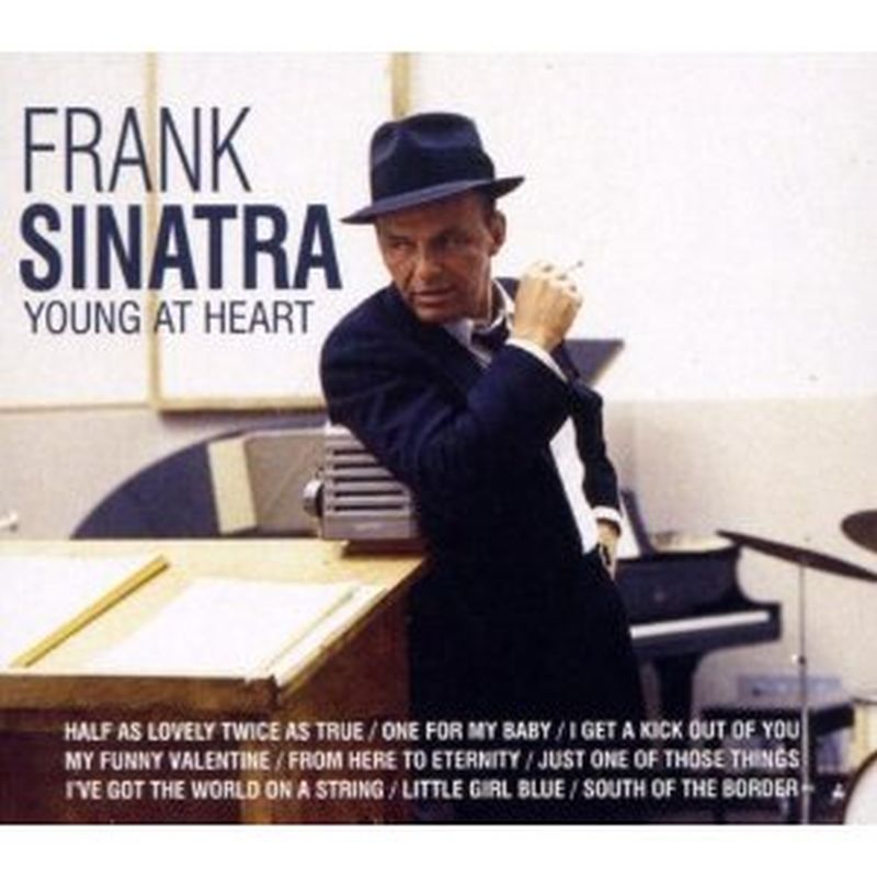 Frank Sinatra - Young At Heart - Cd