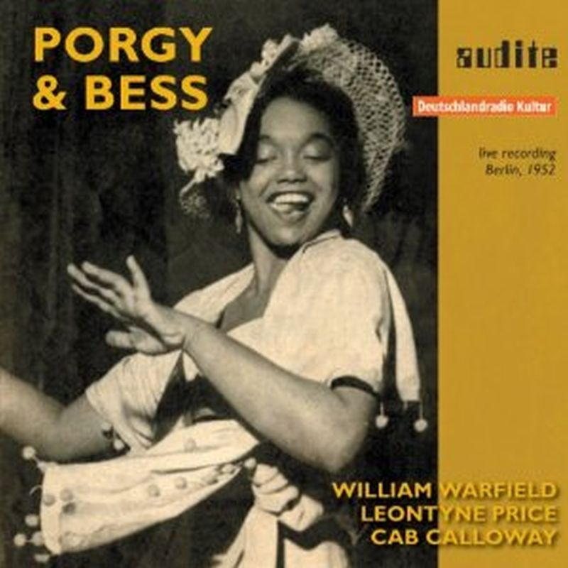 George Gershwin - Porgy And Bess - 2 Cd Set