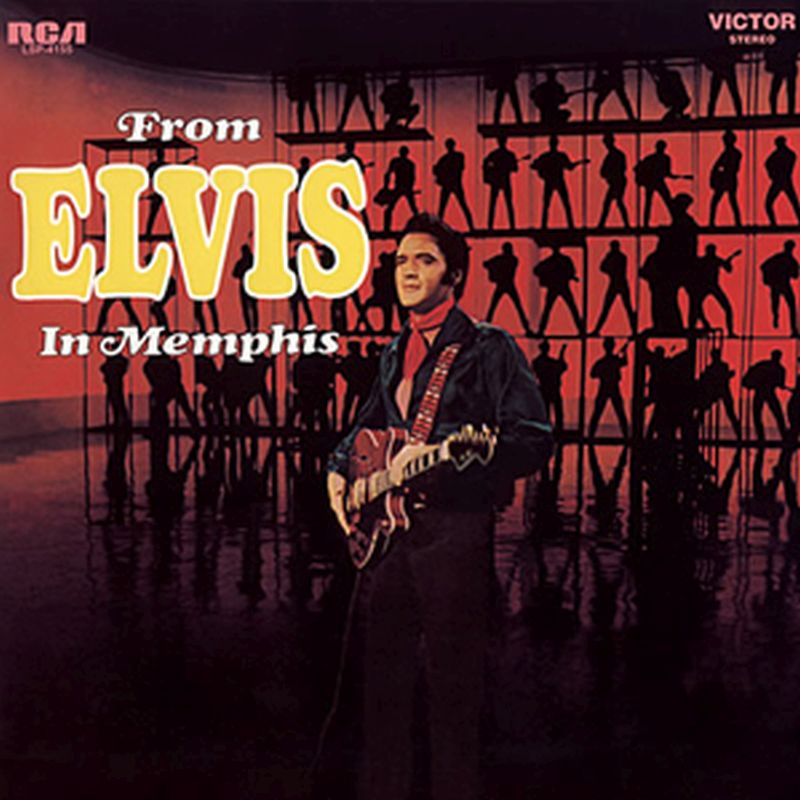 Elvis Presley - From Elvis In Memphis (180 Gram Virgin Vinyl - Vinyl)