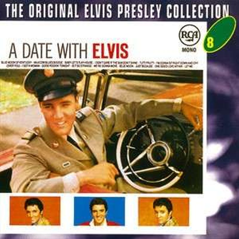 Elvis Presley - A Date With Elvis (180 Gram Virgin Vinyl/gatefold - Vinyl)