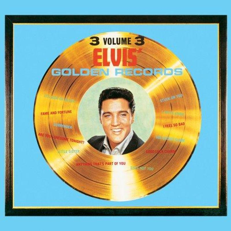 Elvis Presley - Vol. 3: Golden Records (180 Gram Virgin Vinyl - Vinyl)