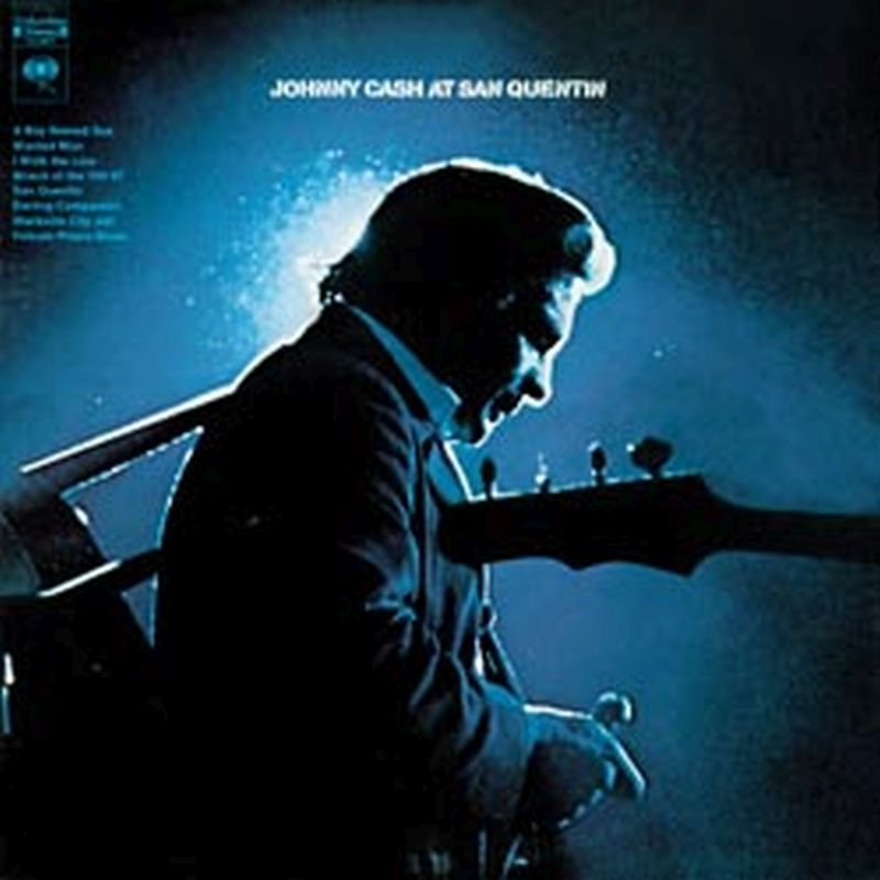 Johnny Cash - At San Quentin (180 Gram Virgin Vinyl - Vinyl)