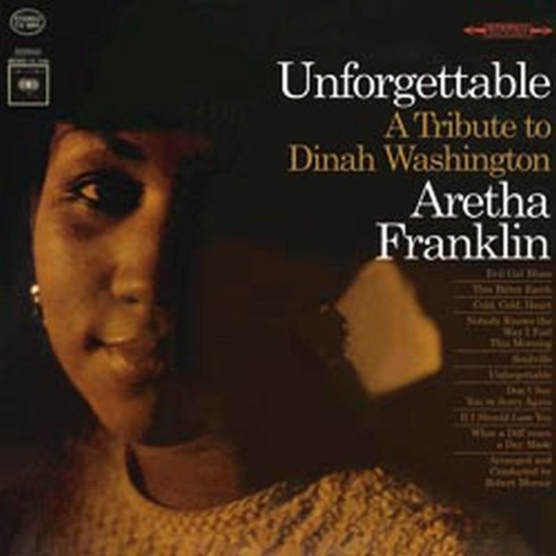 Aretha Franklin - Unforgettable: Tribute To Dinah Washington - Vinyl