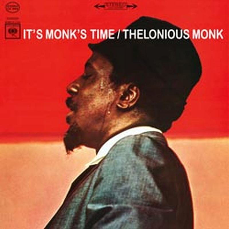 Thelonious Monk - It's Monk's Time (180 Gram Virgin Vinyl - Vinyl)