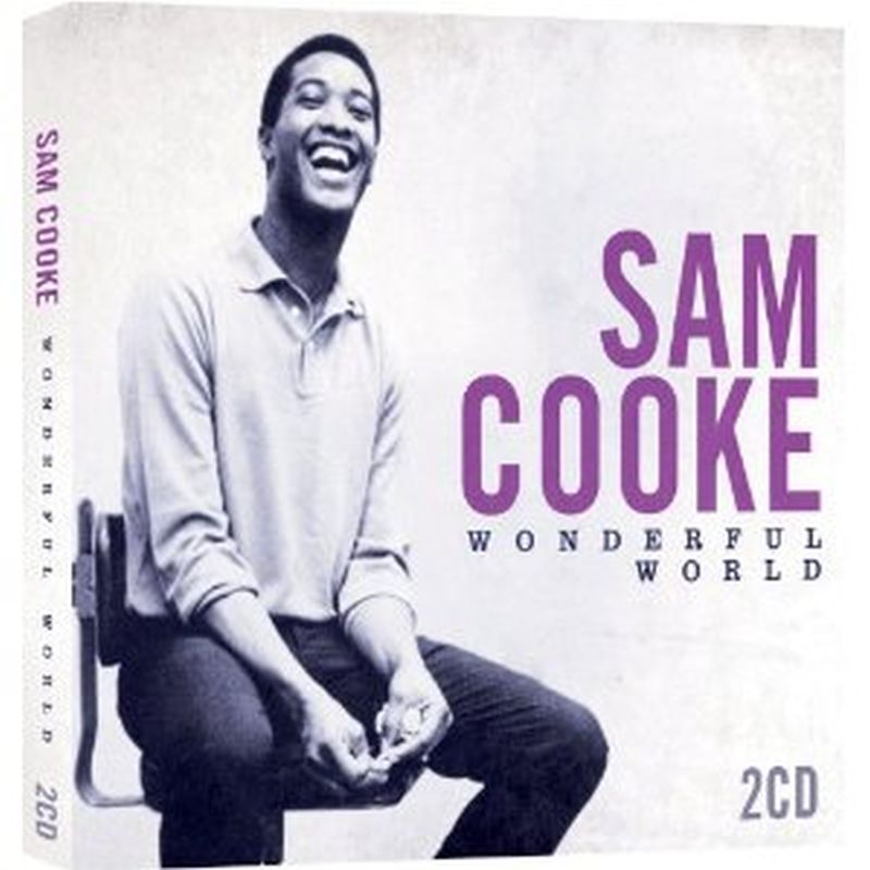 Sam Cooke - Wonderful World - 2cd