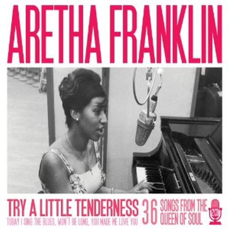 Aretha Franklin - Try A Little Tenderness - 2 Cd Set