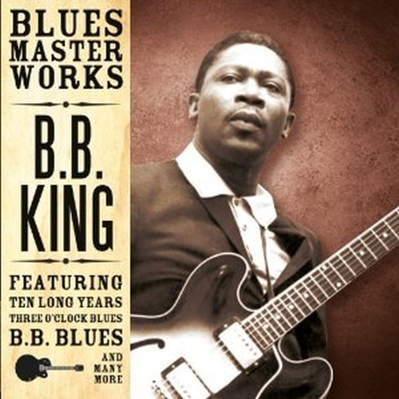 B.B. King - Blues Master Works (digi - Cd)