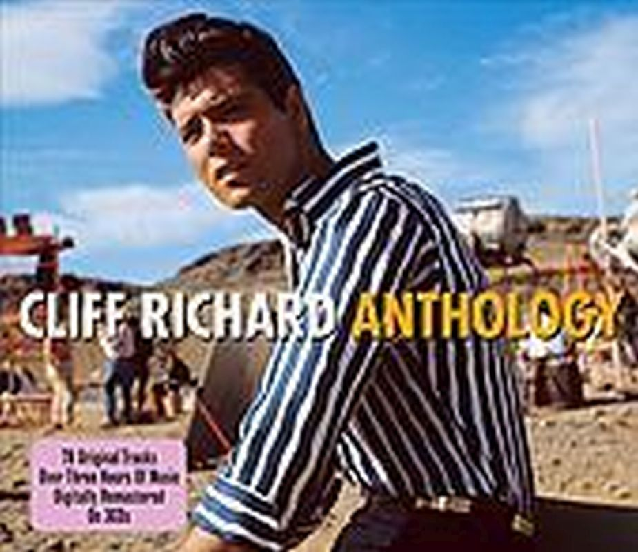 Cliff Richard - Anthology (remastered - 3 Cd Set)