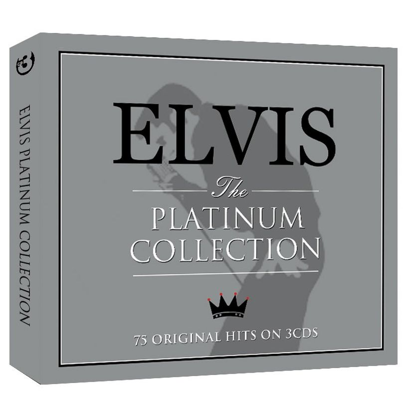 Elvis Presley - Platinum Collection - 3 Cd Set