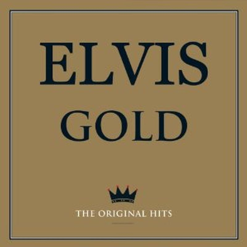 Elvis Presley - Gold: Original Hits (special Gatefold/180g - 2 Vinyl Set)