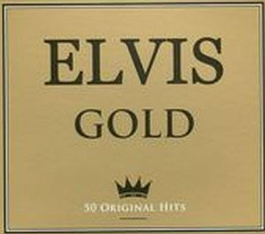 Elvis Presley - Elvis Gold: 50 Original Hits(rm - 2cd)