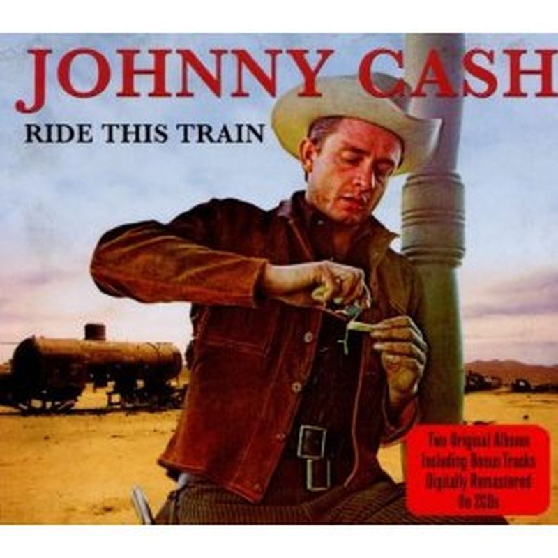 Johnny Cash - Ride This Train (rm - 2cd)