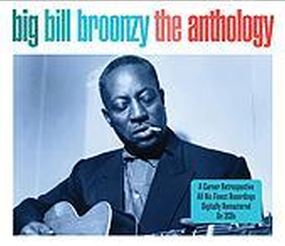 Big Bill Broonzy - The Anthology - 2 Cd Set
