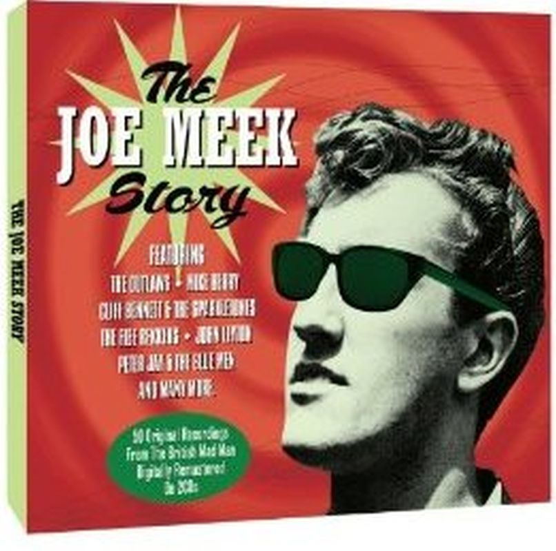 Joe Meek - Joe Meek Story (remastered - 2 Cd Set)