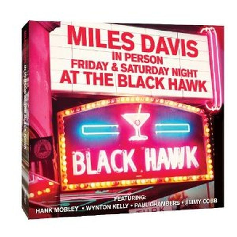Miles Davis - In Person At The Black Hawk - 2 Cd Set