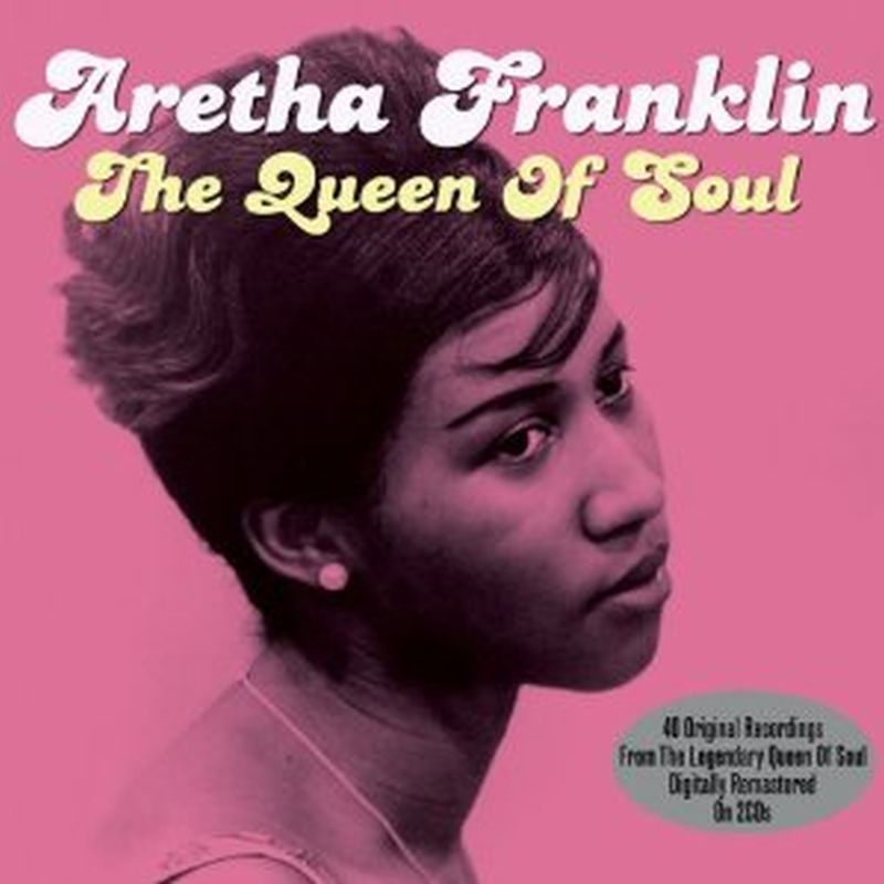 Aretha Franklin - Queen Of Soul (remastered - 2 Cd Set)