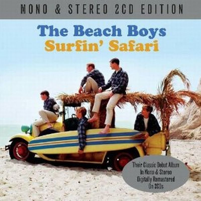 Beach Boys - Surfin' Safari (mono/stereo/remastered - 2 Cd Set)