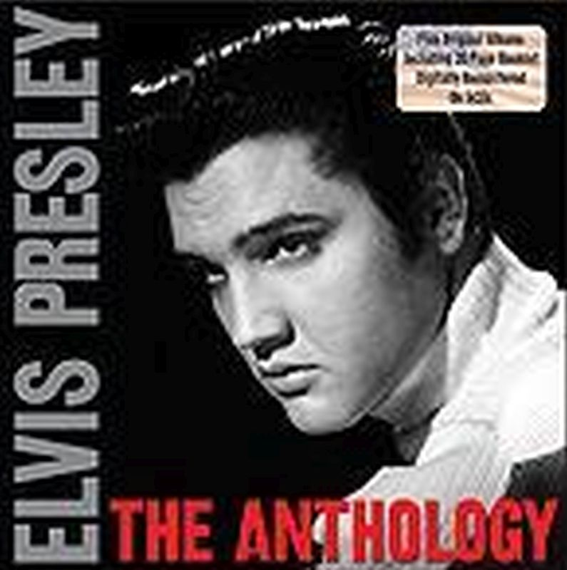 Elvis Presley - Anthology (remastered - 5 Cd Set)