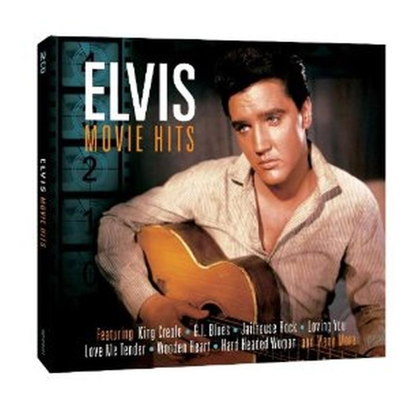 Elvis Presley - Elvis Movie Hits - 2cd