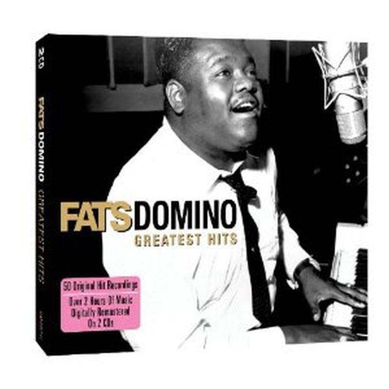 Fats Domino - Greatest Hits (rm/digi - 2cd)
