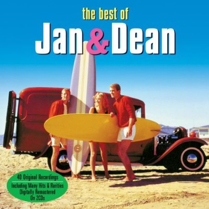 Jan & Dean - Best Of (remastered/digi - 2 Cd Set)