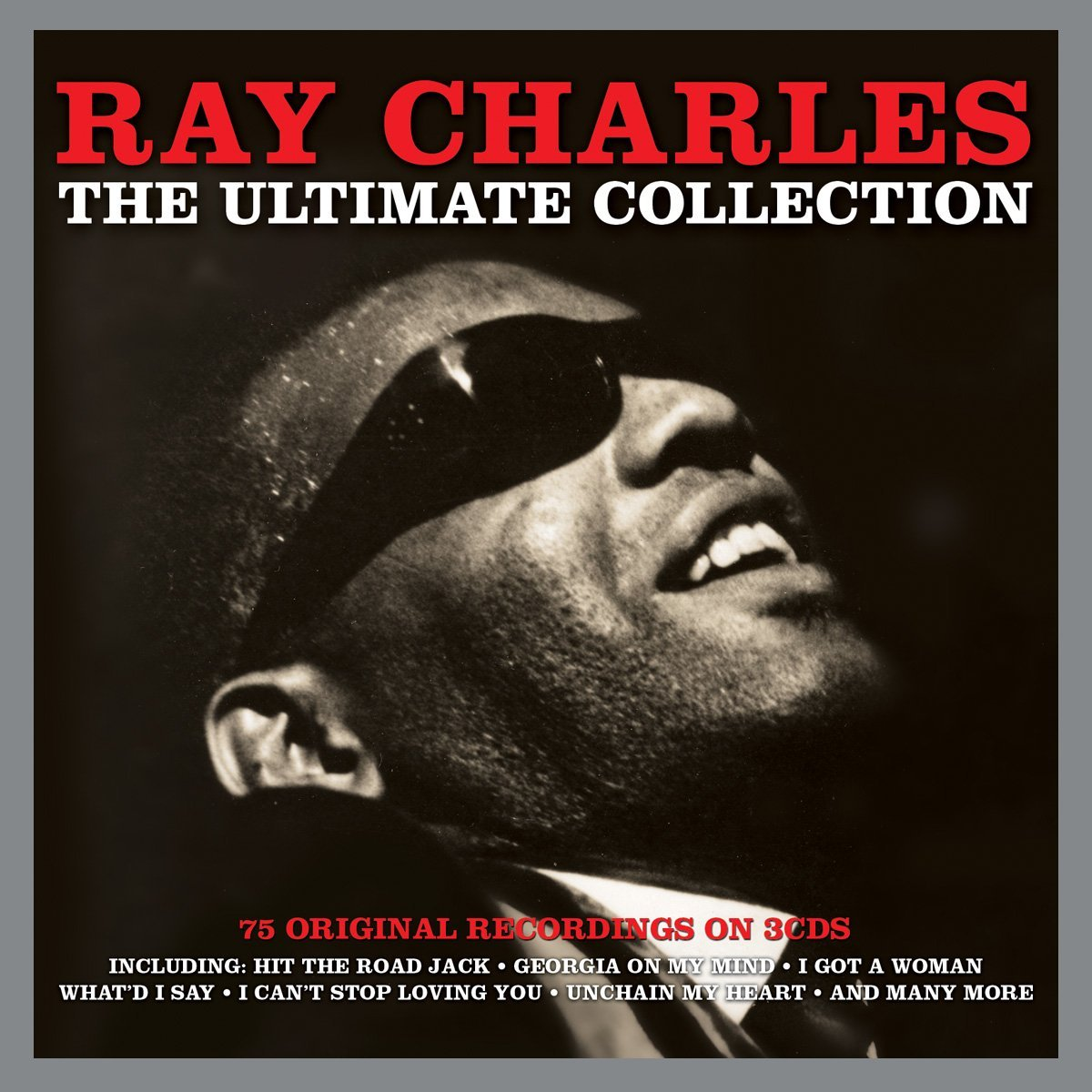 Ray Charles - Ultimate Collection - 3 Cd Set