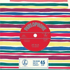 Beatles - Love Me Do/p.s. I Love You (7 Inch - Vinyl)