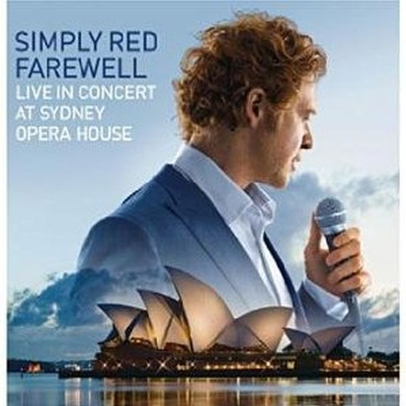 Simply Red - Farewell: Live In Concert At Sydney - Cd+dvd