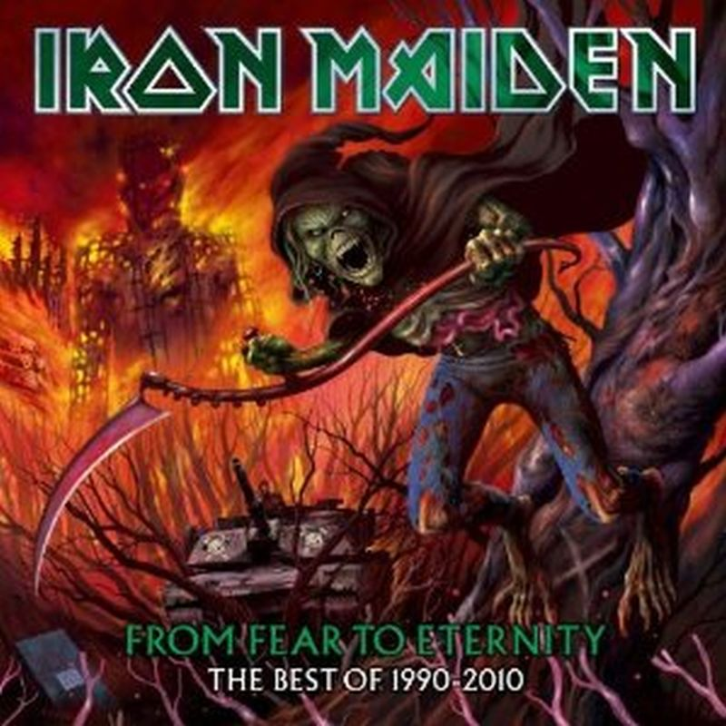 Iron Maiden - From Fear To Eternity-best:1990-2010 - 3lp