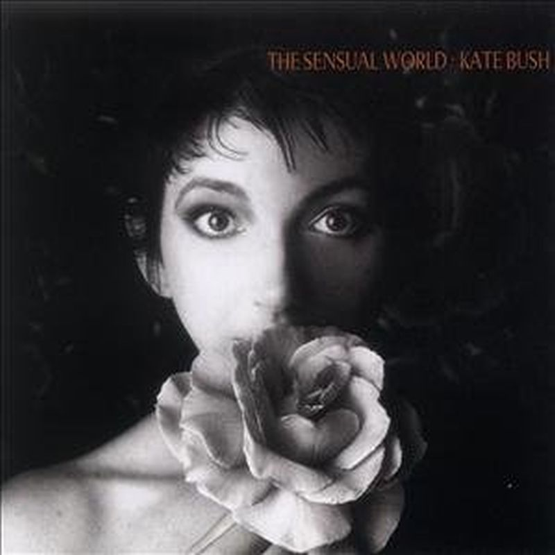 Kate Bush - Sensual World - Cd