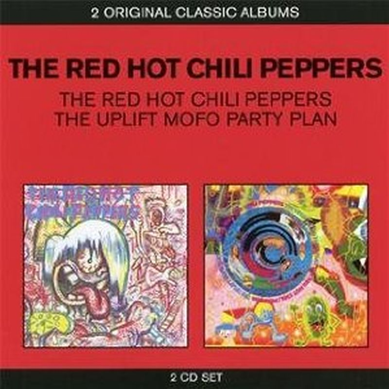 Red Hot Chili Peppers - Red Hot.../uplift Mofo... - 2 Cd