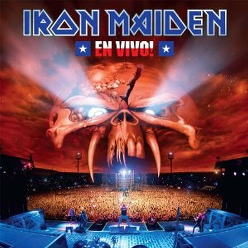 Iron Maiden - En Vivo! (limited Edition Picture Disc - 2 Vinyl Set)