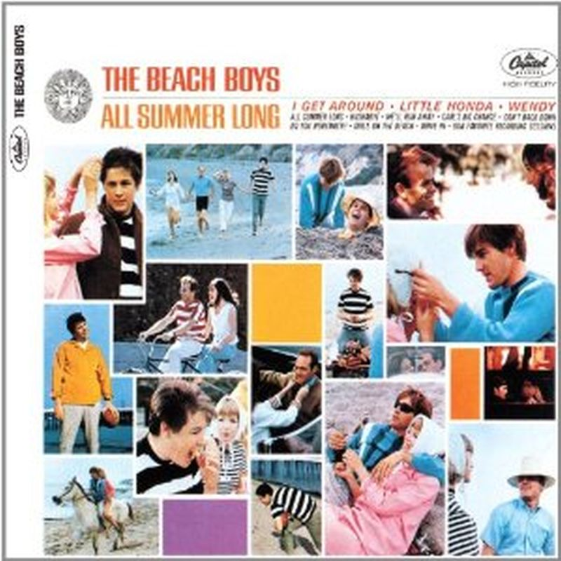 Beach Boys - All Summer Long - Cd