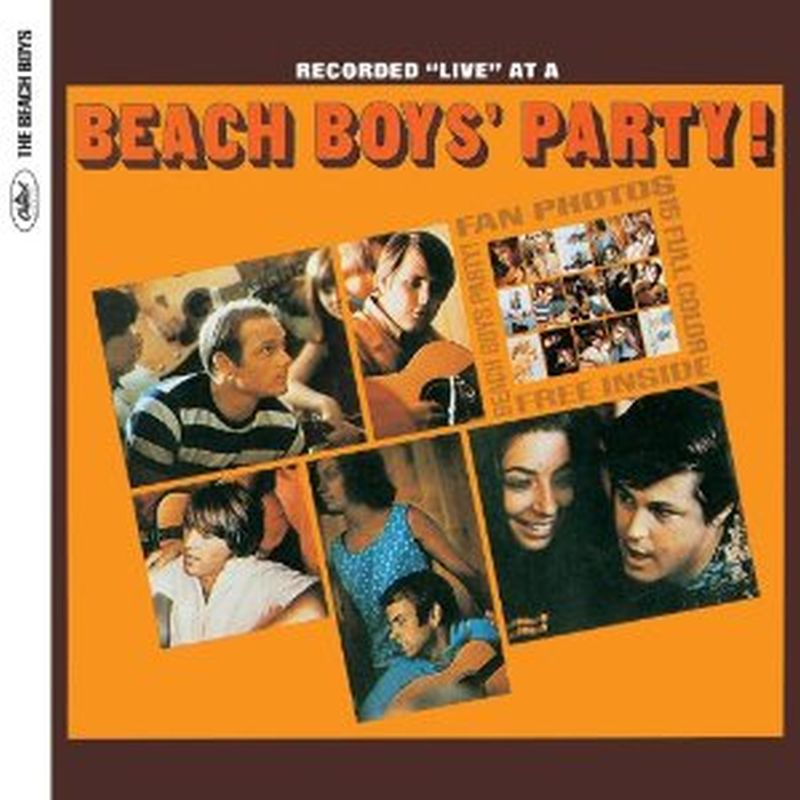 Beach Boys - Party! (limited/digi/mono/stereo - Cd)
