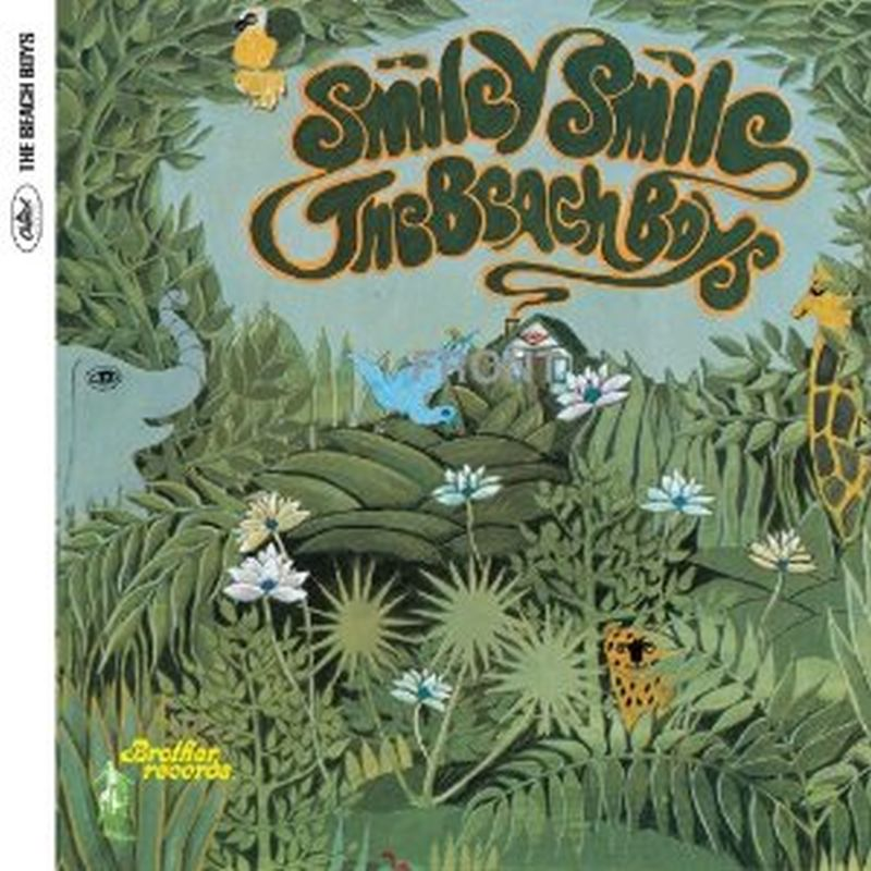 Beach Boys - Smiley Smile - Cd