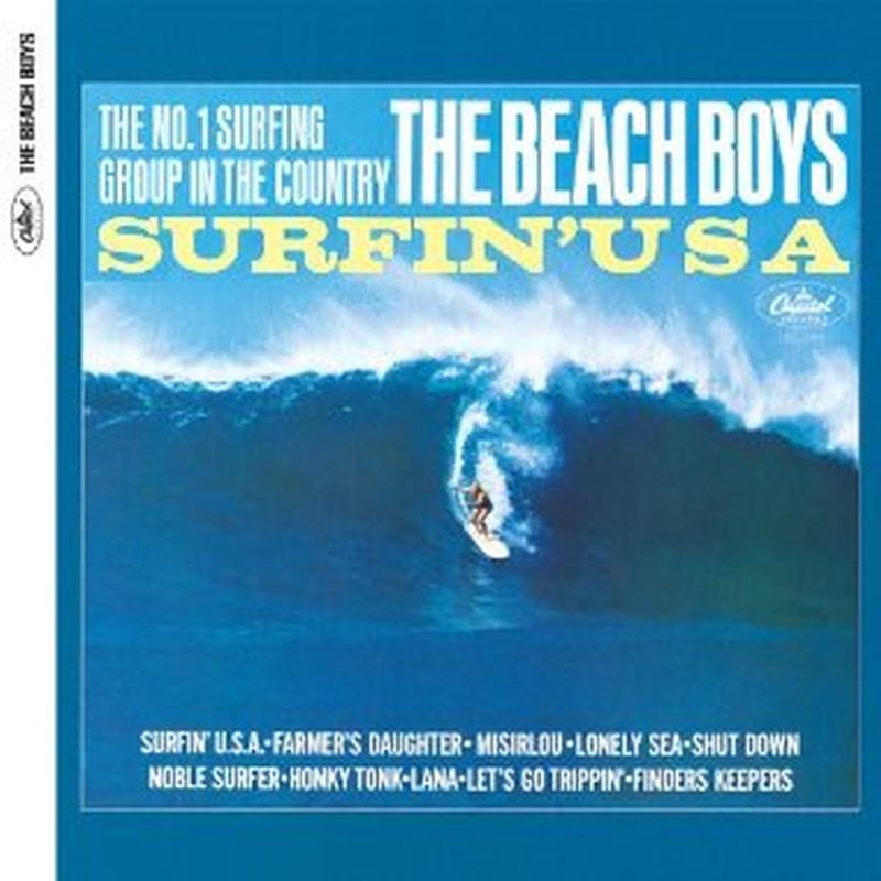 Beach Boys - Surfin' Usa (limited/digi/mono/stereo - Cd)
