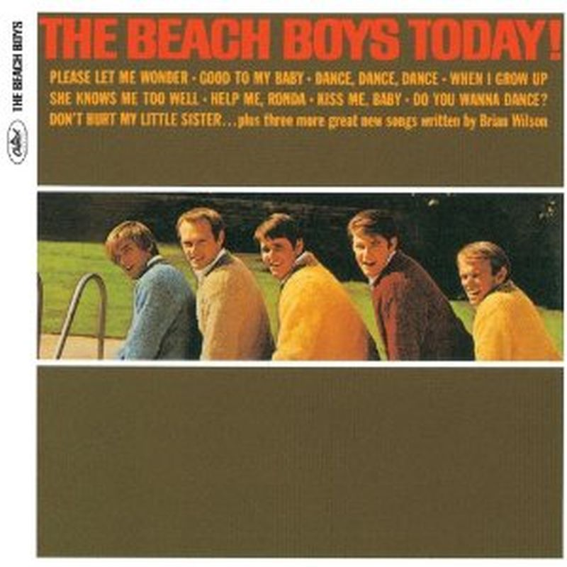 Beach Boys - Today! - Cd