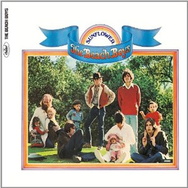 Beach Boys - Sunflower (limited/digi - Cd)