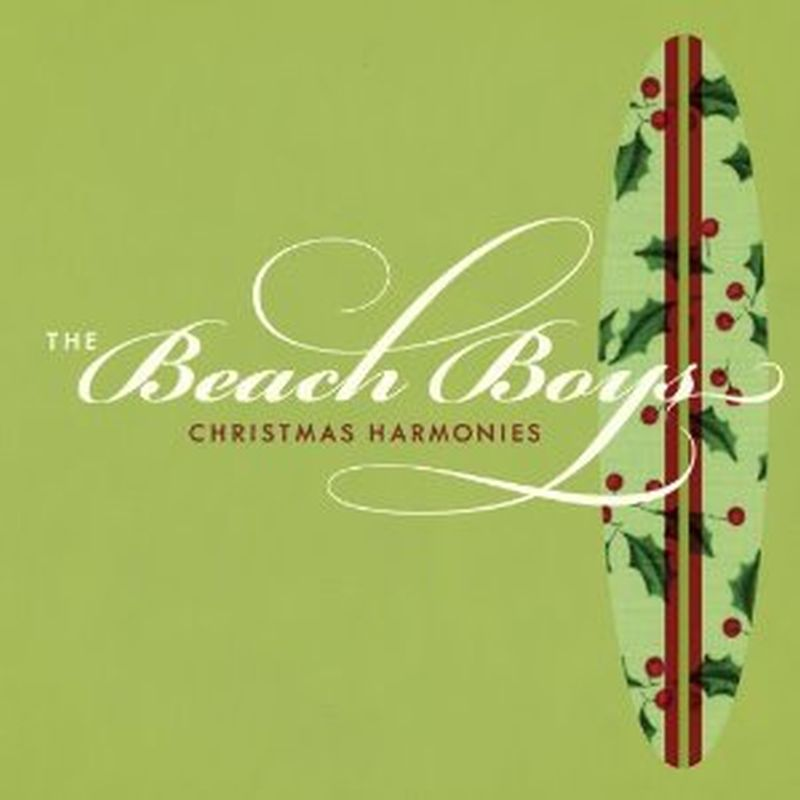 Beach Boys - Christmas Harmonies - Cd