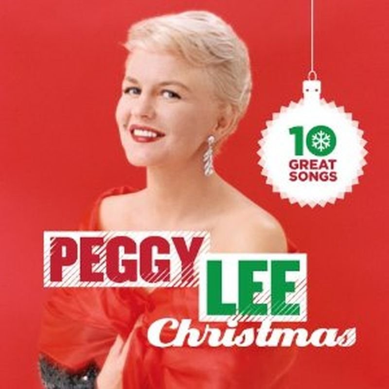 Peggy Lee - Christmas: 10 Great Songs - Cd