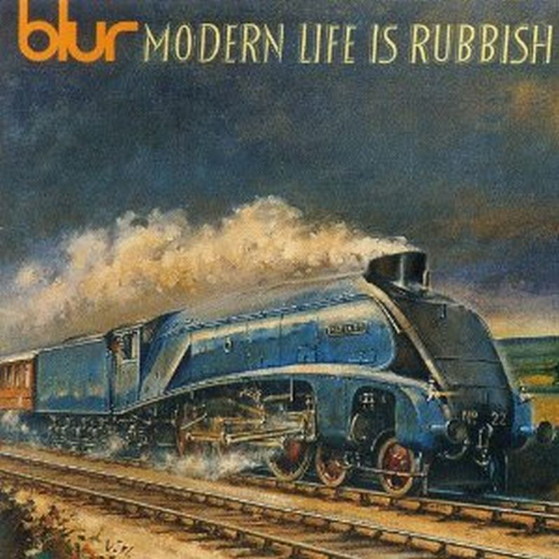Blur - Modern Life Is Rubbish (remastered/special Edition/180 Gram/mp3 - 2 Lps)