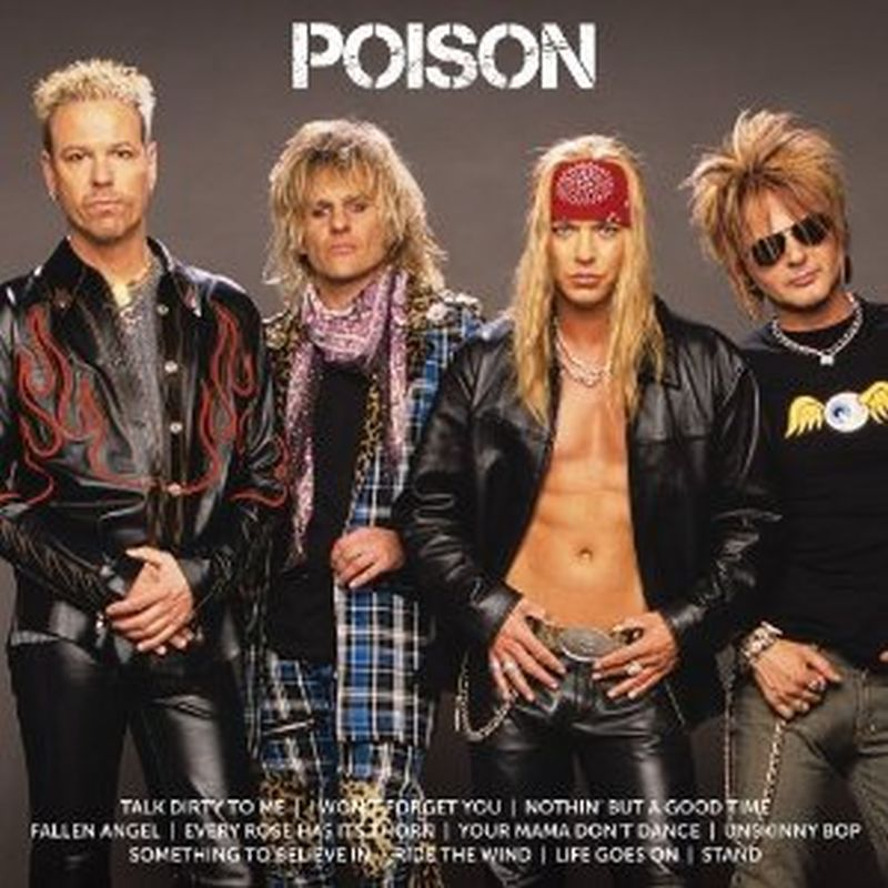 Poison - Icon - Cd