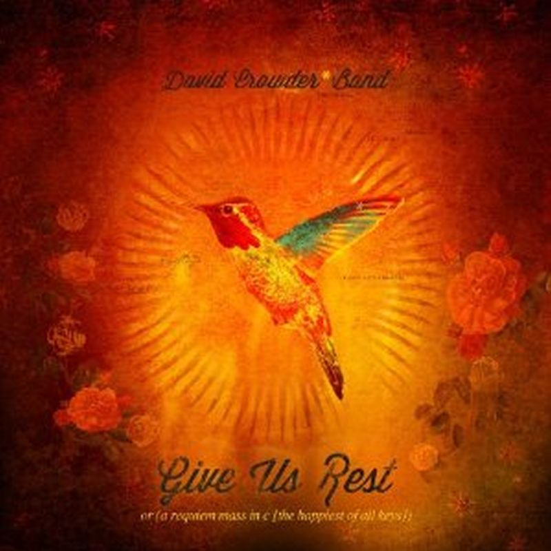 David Crowder Band - Give Us Rest - 2-cd Set