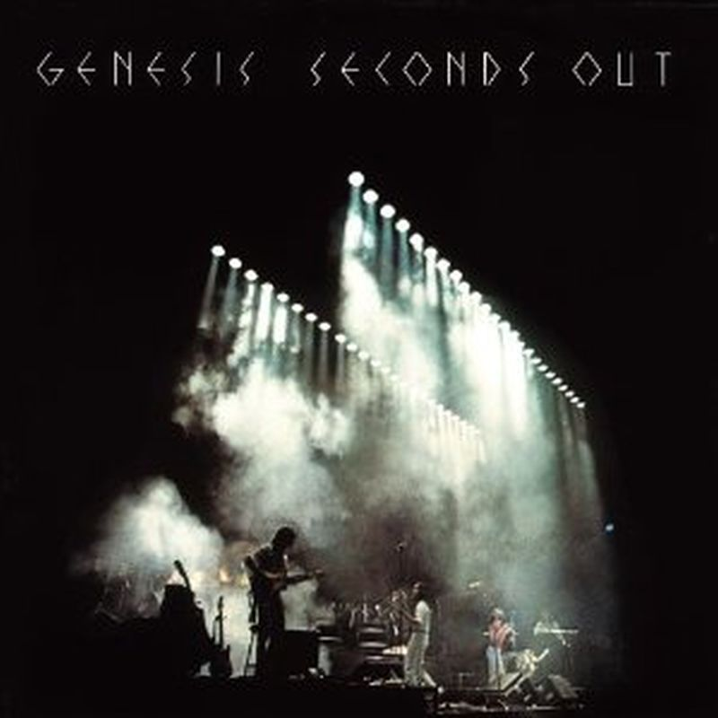 Genesis - Seconds Out (gatefold - 2 Vinyl Set)