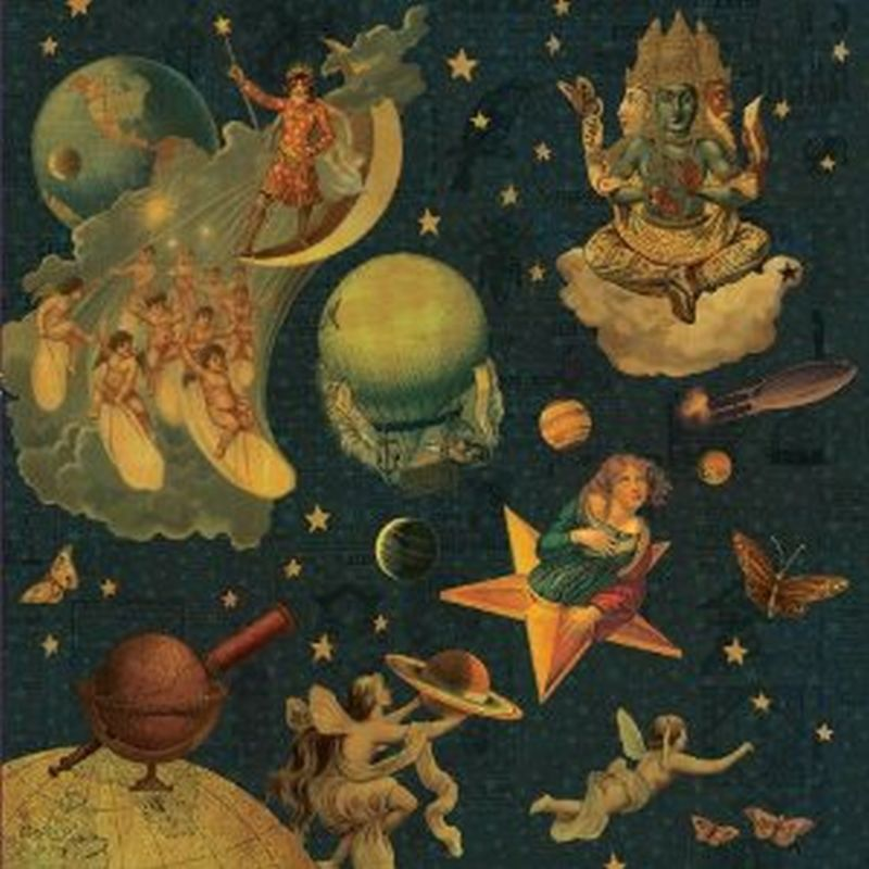 Smashing Pumpkins - Mellon Collie And The Infinite Sadness (rm/180g - 4 Lp Set)