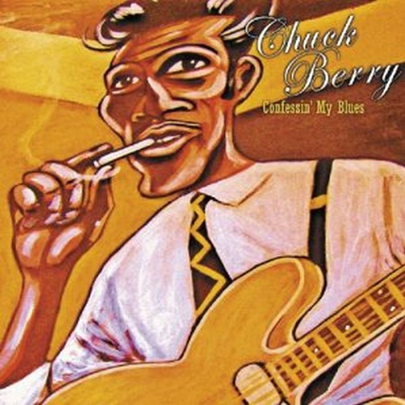 Chuck Berry - Confessin' My Blues - Cd