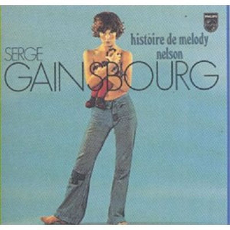 Serge Gainsbourg - Histoire De Melody Nelson (180 Gram - Vinyl)