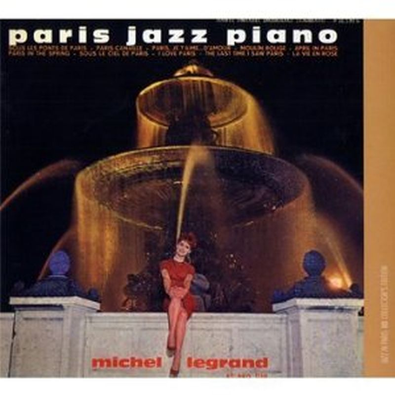 Paris Jazz Piano