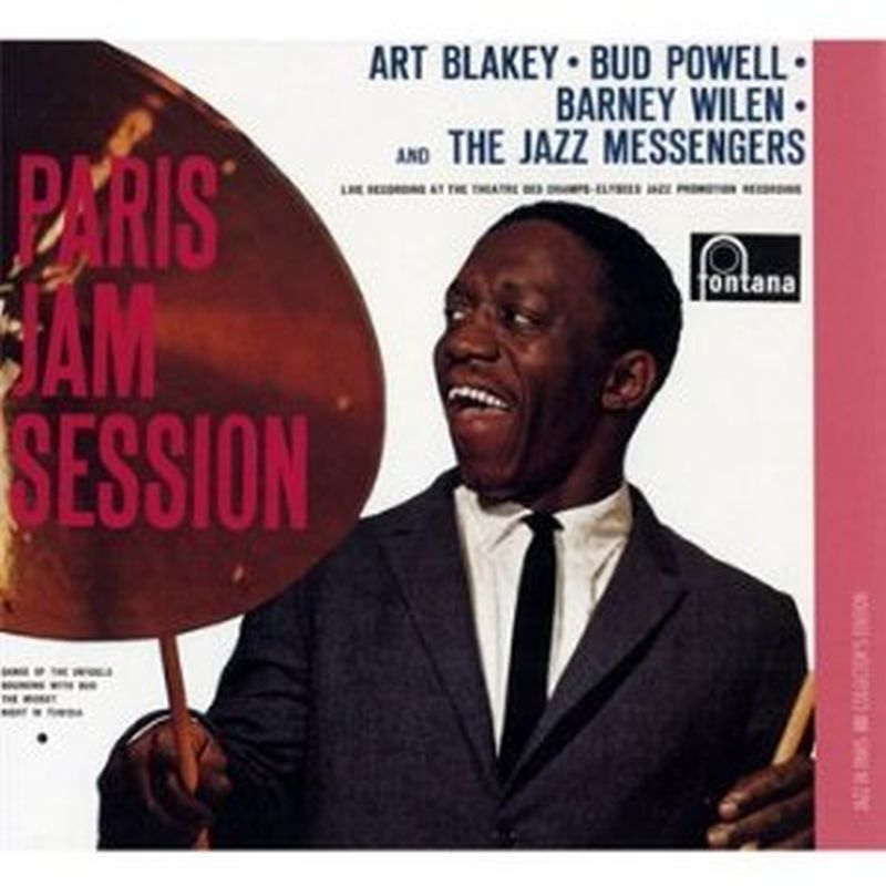 Art Blakely - Paris Jam Session - Cd