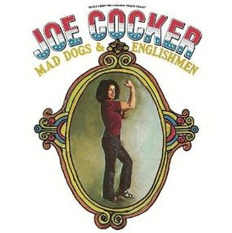 Joe Cocker - Mad Dogs And Englishmen (180 Gram/gatefold - 2 Vinyl Set)